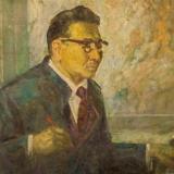 100- летний юбилей народного артиста СССР, Героя Социалистического Труда, Бау Базаровича Ямпилова.