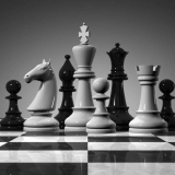 """Открытый шахматный турнир """"Хёлгын Гол"""""""