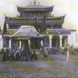 Празднование 275-летнего юбилея Тамчинского дацана